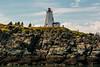 CANADA-NEW BRUNSWICK-GRAND MANAN-SWALLOWTAIL LIGHT