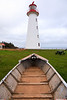 CANADA-PRINCE EDWARD ISLAND-Point Prim-Point Prim Lighthouse