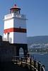 CANADA-BRITISH COLUMBIA-VANCOUVER-BROCKTON POINT LIGHT