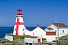 CANADA-NEW BRUNSWICK-CAMPOBELLO ISLAND-EAST QUODDY HEAD LIGHT