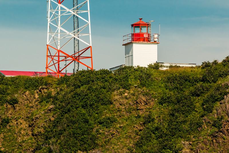CANADA-NEW BRUNSWICK-GRAND MANAN-SOUTHWEST LIGHT