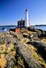 CANADA-BRITISH COLUMBIA-VANCOUVER ISLAND-FISGARD LIGHT