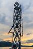Canada-Quebec-Tadoussac-Rivière Saguenay Lighthouse-Aid to Navigation