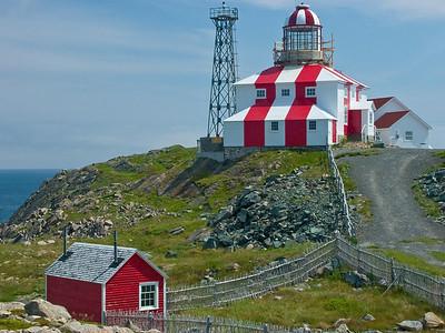 CANADA-NEWFOUNDLAND-CAPE BONAVISTA-CAPE BONAVISTA LIGHT