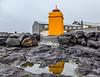 ICELAND-Reykjanesbær-Keflavík-Vatnsnes Lighthouse/VATNSNESVITINN