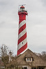 THE NETHERLANDS-HAAMSTEDE-WEST SCHOUWEN LIGHTHOUSE