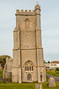 UK-BURNHAM ON SEA-ST. ANDREWS CHURCH LIGHTHOUSE