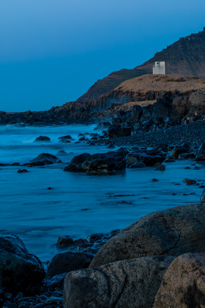 Iceland-Stöðvarfjörður-Landahóll lighthouse