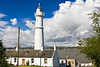 SCOTLAND-TAYPORT-TAYPORTPORT HIGH [WEST] LIGHTHOUSE