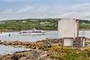 REPUBLIC OF IRELAND-ROS AN MIL-CASHLA BAY LIGHTHOUSE