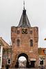 THE NETHERLANDS-ELBURG-ELBURG LIGHTHOUSE-REAR