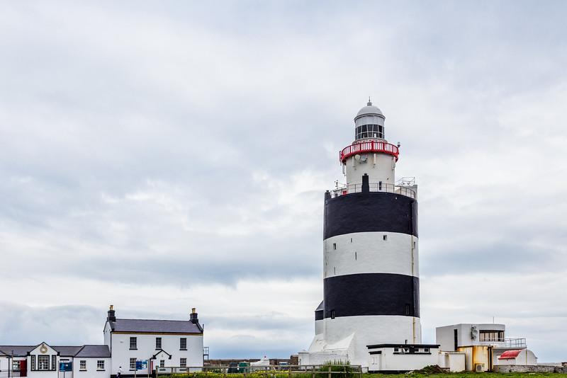 REPUBLIC OF IRELAND-HOOK HEAD-HOOK LIGHTHOUSE