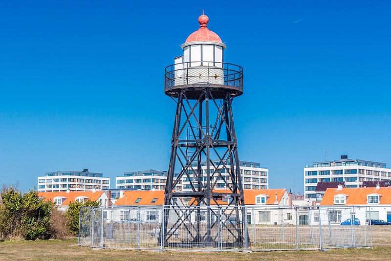 THE NETHERLANDS-HOEK van HOLLAND-LIGHTHOUSE