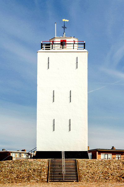 THE NETHERLANDS-KATWIJK-KATWIJK LIGHTHOUSE