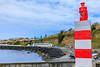 Açores-São Miguel-Mosteiros-Mosteiros Pier Light