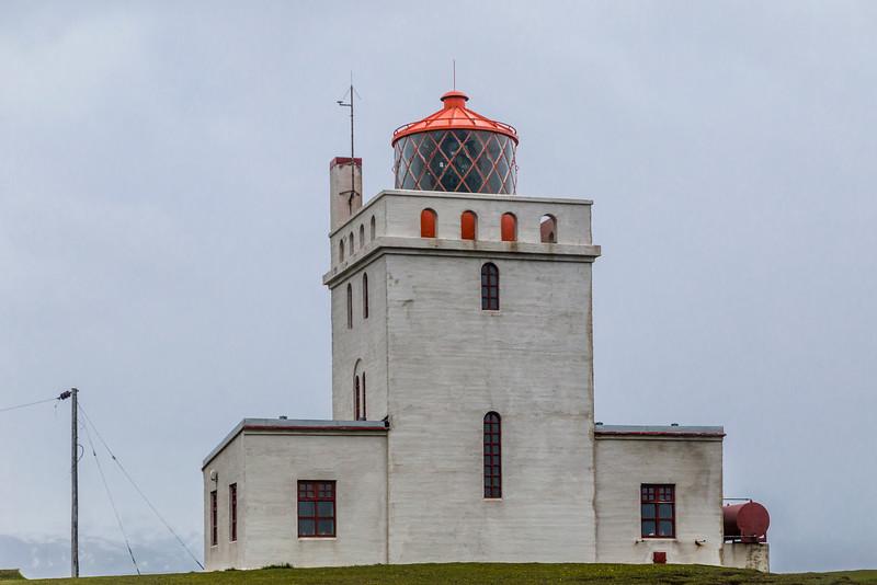 Iceland-Vik-Dyrhólaey [Lighthouse]