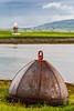 REPUBLIC OF IRELAND-SLIGO BAY-OYSTER ISLAND LIGHT