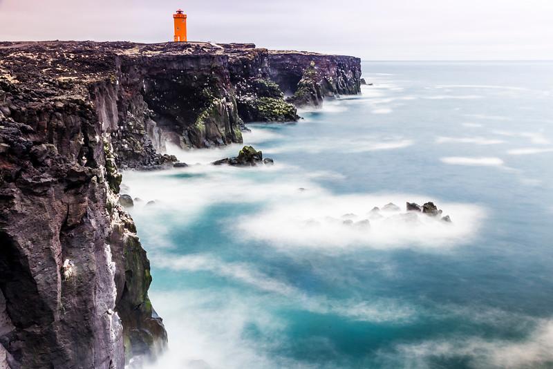 iceland-snaefellsnes Peninsula-Ondverdarnesviti [Lighthouse]