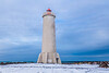 ICELAND-ARKRANES-NEW LIGHTHOUSE
