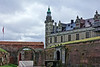 SCANDINAVIA-DENMARK-HELSIGNOR-FREDERIKSBORG SLOT [CASTLE]-DRONNINGENS TOWER LIGHT