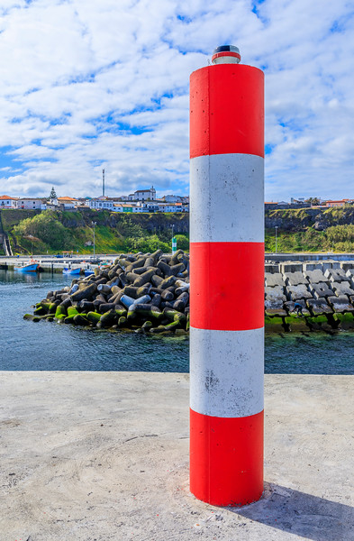 Açores-São Miguel-Rabo de Peixe-Rabo de Peixe Fishing Harbor N Pier