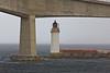 SCOTLAND-KYLE OF LOCHALSH-EILEAN BHAN LIGHTHOUSE
