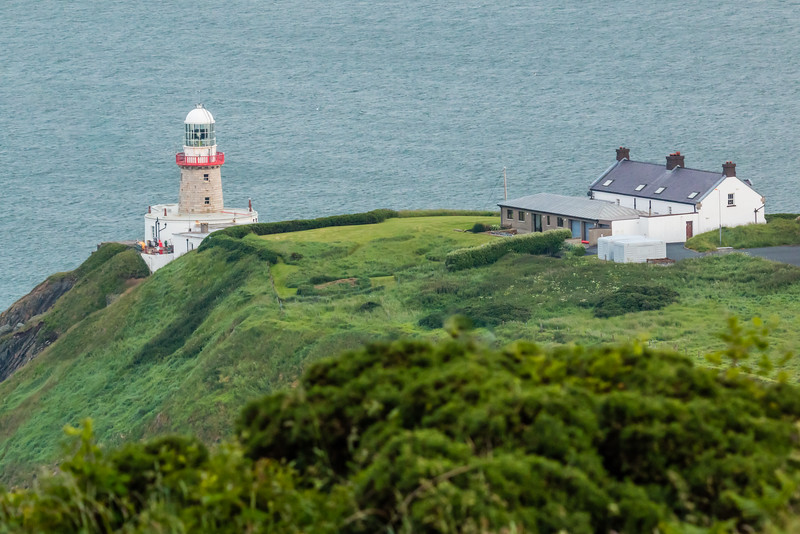 REPUBLIC OF IRELAND-HOWTH-BAILEY LIGHTHOUSE