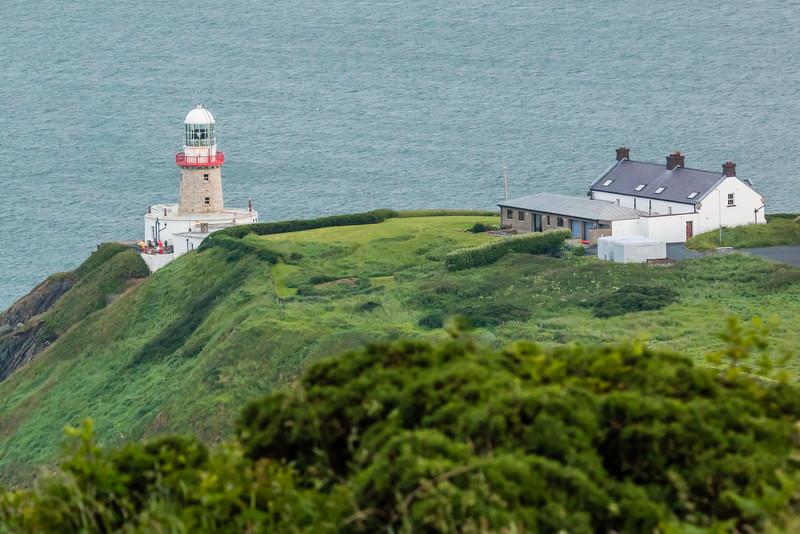 REPUBLIC OF IRELAND-HOWTH-BAILEY LIGHTHOUSE