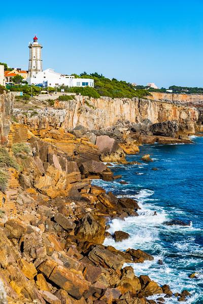 Portugal-Cascais-Cabo da Guia-Farol  da Guia