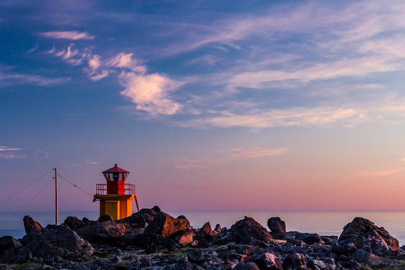 Iceland-Westfjords-Svalvogaviti [Lighthouse]