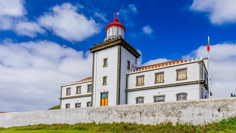 Açores-São Miguel-Farol da Ponta da Ferraria