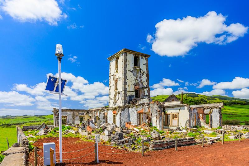 Açores-Faial-Ribeirinha Lighthouse