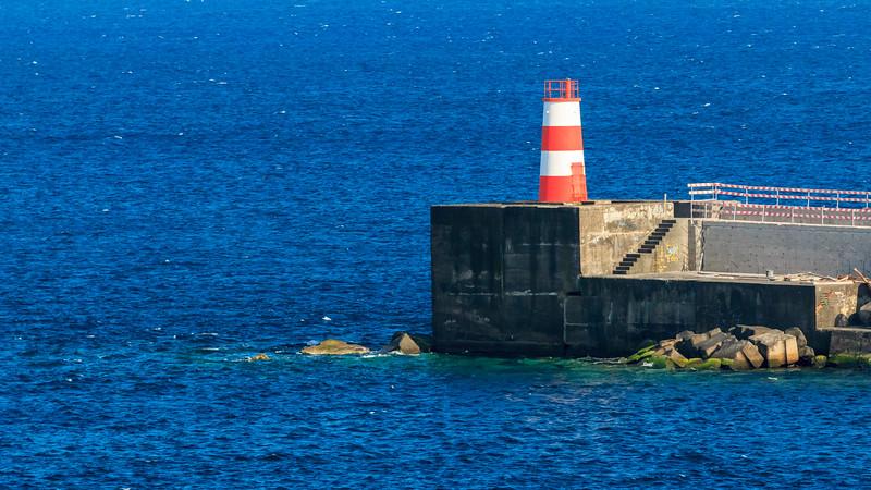 Açores-São Miguel-Ponta Delgada-Ponta Delgada Mole Head