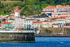 Açores-Faial-Horta Harbor Lighthouse