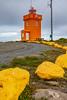 Iceland-Raufarhöfn-Raufarhöfn Lighthouse
