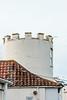 UK-BURNHAM ON SEA-ROUND TOWER LIGHTHOUSE