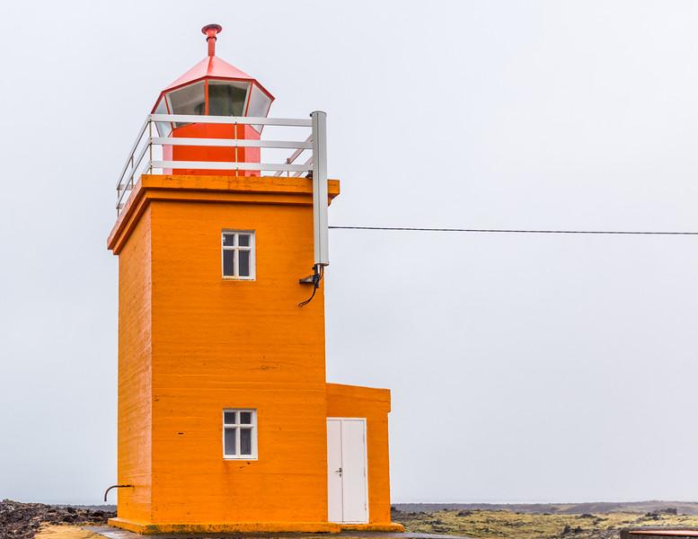 ICELAND-GRINDAVIK-Hópsnesviti
