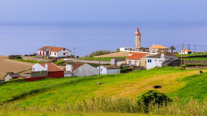 Açores-São Miguel-Ponta Garça-Ponta Garça Lighthouse