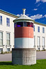 SCANDINAVIA-SWEDEN-STOCKHOLM-Sjöhistoriska museet-MARITIME MUSEUM-VAXHOLM LIGHTHOUSE [RELOCATED]