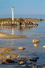 Estonia-Vainupea-Vainupea Breakwater Light