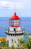 Açores-São Miguel-Nordeste-Farol do Arnel Lighthouse