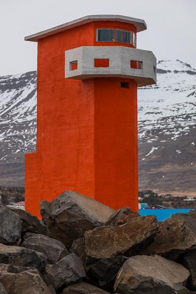 Iceland-Breiðdalsvík-Salnes Lighthouse