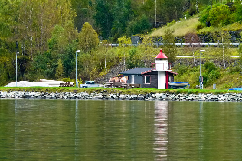 SCANDINAVIA-NORWAY-FLAM-LIGHTHOUSE
