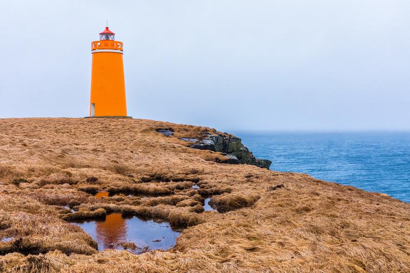 Iceland-REYKJANES PENINSULA-HÓLMSBERGSVITI