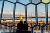 ICELAND-REYKJAVIK-HARPA-REYKJAVIK HARBOR LIGHT