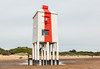 UK-BURNHAM ON SEA-LOW LIGHTHOUSE