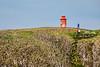 Iceland-Snaefellsnes Peninsula-Stykkisholmur-Sugandiseyjarviti [Lighthouse]