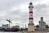 SCANDINAVIA-SWEDEN-MALMO-INRE HAMN LIGHTHOUSE
