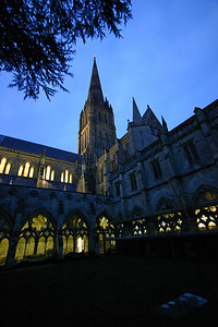 Salisbury Cathedral, UK