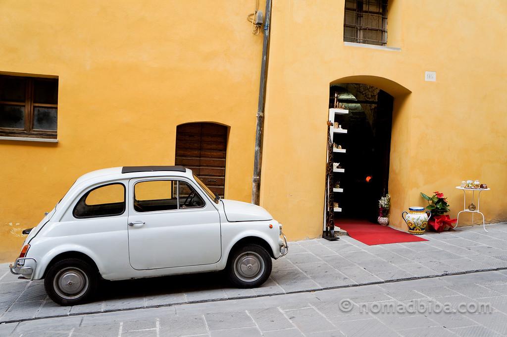 Gubbio (Umbria), Italy
